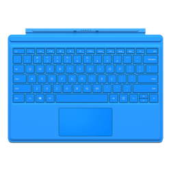 Type Cover for Surface Pro 4, Bright Blue