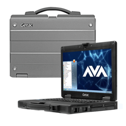 "Rugged Notebook - Getac S400 Core™ i5 / i3 Semi Rugged Notebook, 14"" HD TFT LED LCD+Touchscreen, Intel® GMA HD Graphics"