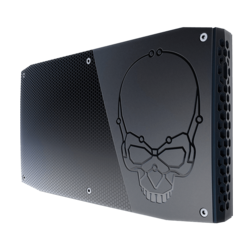NUC6i7KYK, Intel Core i7-6770HQ, 2x DDR4 SO-DIMM, 2 x M.2, Intel Iris Pro Graphics 580, Mini PC Barebone