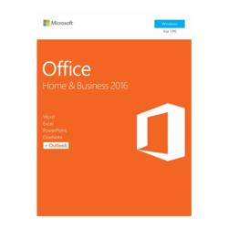 Office Home and Business 2016 P2 - 1 PC