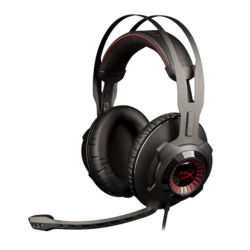 HyperX Cloud Revolver, 2x3.5mm, Black/Red, Gaming Headset