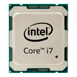 Core i7-6900K Eight-Core 3.2 - 3.7GHz Turbo, LGA 2011-3, 140W TDP, OEM Processor