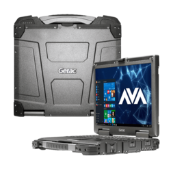 "Rugged Notebook - Getac B300 G6 Core™ Fully Rugged Notebook, 13.3"" TFT LCD XGA, Intel® HD Graphics 520"