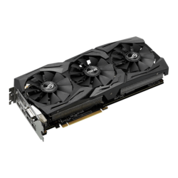 GeForce GTX 1070 ROG STRIX-GTX1070-O8G-GAMING, 1632 - 1860MHz, 8GB GDDR5, Graphics Card