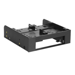 "RP-3HDD2535E 5.25"" Drive Bay Bracket for 2.5"" and 3.5"" HDDs/SSDs"