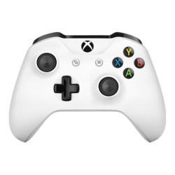TF5-00001, Xbox One and PC, Wireless Bluetooth, White, Retail Joystick