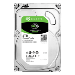 2TB BarraCuda ST2000DM006, 7200 RPM, SATA 6Gb/s NCQ, 64MB cache, 3.5-Inch HDD