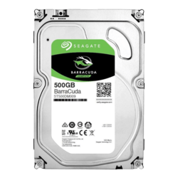 500GB BarraCuda ST500DM009, 7200 RPM, SATA 6Gb/s NCQ, 32MB cache, 3.5-Inch HDD
