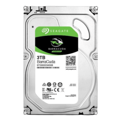 3TB BarraCuda ST3000DM008, 7200 RPM, SATA 6Gb/s NCQ, 64MB cache, 3.5-Inch HDD