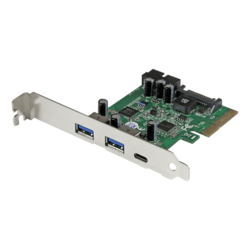 5-Port USB 3.1 PCI Express Combo Card