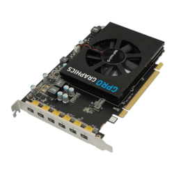 GPRO 6200, 4GB GDDR5, Graphics Card