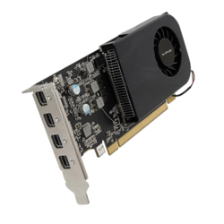 GPRO 4200, 4GB GDDR5, Low Profile Graphics Card