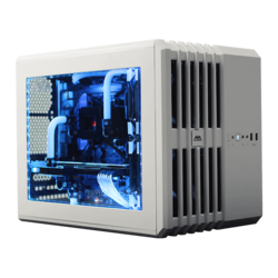 Gaming Desktop - Avalanche Mini Hardline Liquid Cooled Gaming PC