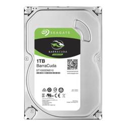 1TB BarraCuda ST1000DM010, 7200 RPM, SATA 6Gb/s NCQ, 64MB cache, 3.5-Inch HDD