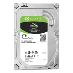 4TB BarraCuda ST4000DM005, 5900 RPM, SATA 6Gb/s NCQ, 64MB cache, 3.5-Inch HDD