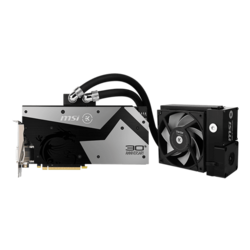 GeForce GTX 1080 30TH ANNIVERSARY, 1607 - 1860MHz, 8GB GDDR5X, Graphics Card