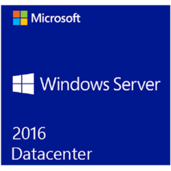 Windows Server Datacenter 2016 - License, 64-bit, 16-Cores, OEM