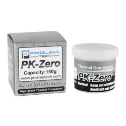 PK-Zero, 150g, 8 (W/m-K), Nano Aluminum High-Grade, Thermal Compound