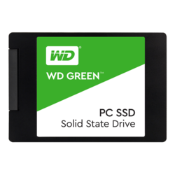 120GB Green 7mm, 540 / 430 MB/s, SLC, SATA 6Gb/s, 2.5-Inch SSD