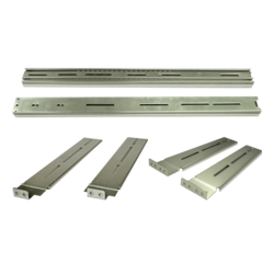 "TC-RAIL-24-D2, 24"" Sliding Rail Kit for D Storm 2U Chassis"