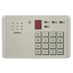 Low-Cost Automatic Voice Dialer System, CE, Calls 4 Phone Numbers, 1 Input Channel