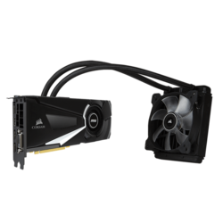 GeForce GTX 1080 SEA HAWK, 1607 - 1771MHz, 8GB GDDR5X, Graphics Card