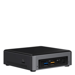 Mini PC - Intel NUC NUC7i3BNK 7th generation Intel® Core™ i3-7100U Mini PC