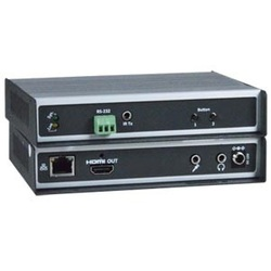 4K HDMI USB KVM Extender Over IP with Video Wall Support, Local Unit