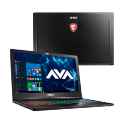 "Gaming Laptop - MSI GS63VR Stealth Pro 4K-228 15.6"" Core™ i7-7700HQ, NVIDIA® GeForce® GTX 1060 Graphics Gaming Laptop"
