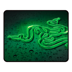 Goliathus Speed Terra Edition (Small), Anti-slip rubber base, Green, Retail Gaming Mouse Mat