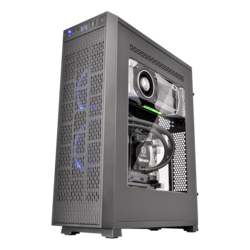 Slim Desktop PC - Intel® Core™ X-series processors, X299 Chipset, Slim Custom Computer Desktop