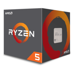 Ryzen™ 5 1600X Six-Core 3.6 - 4.0GHz Turbo, AM4, 95W TDP, w/o Cooler Processor