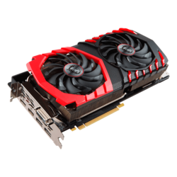 GeForce GTX 1080 Ti GAMING X, 1480 - 1683MHz, 11GB GDDR5X, Graphics Card