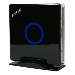 "ZBOX M MI526, Intel Core i3-7100U, 2x DDR4 SO-DIMM, 2.5"" HDD/SSD, Intel HD Graphics 620, Mini PC Barebone"