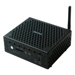"ZBOX C CI527 Nano, Intel Core i3-7100U, 2x DDR4 SO-DIMM, 2.5"" HDD/SSD, Intel HD Graphics 620, Mini PC Barebone"