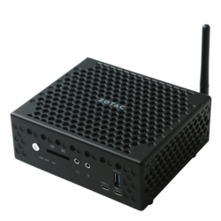Mini PC - ZOTAC ZBOX CI547 Nano 7th generation Intel® Core™ i5-7200U Mini PC