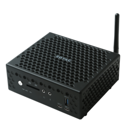 Mini PC - ZOTAC ZBOX CI527 Nano 7th generation Intel® Core™ i3-7100U Mini PC
