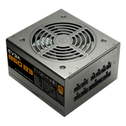 850 B3, 80 PLUS Bronze 850W, ECO Mode, Fully Modular, ATX Power Supply