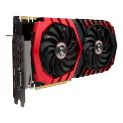 GeForce GTX 1080 GAMING X+, 1607 - 1847MHz, 8GB GDDR5X, Graphics Card