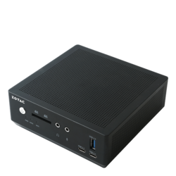 Mini PC - ZOTAC ZBOX MI547 Nano 7th generation Intel® Core™ i5-7200U Mini PC