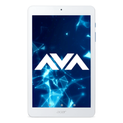 "Tablet PC - Acer Iconia One 8 (B1-850-K1KK), 8.0"", 16GB, Tablet (Wi-Fi Only, White/Blue)"