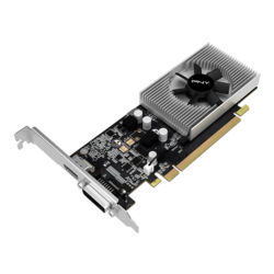 GeForce GT 1030 VCGGT10302PB, 1227 - 1468MHz, 2GB GDDR5, Low Profile Graphics Card