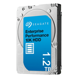 1.2TB Enterprise Performance 10K ST1200MM0139, 10000 RPM, SAS 12Gb/s, 4KN, (eMLC 16GB) 256MB cache, 2.5-Inch SED OEM HDD