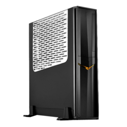 Slim Desktop PC - AMD Ryzen™ Series Processors, B350 Chipset, Slim Custom Computer Desktop