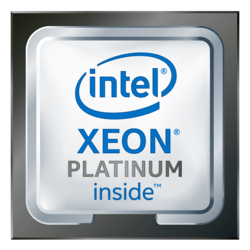Xeon® Platinum 8160 24-Core 2.1 - 3.7GHz Turbo, LGA 3647, 3 UPI, 150W, Processor