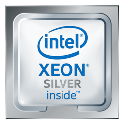 Xeon® Silver 4112 4-Core 2.6 - 3.0GHz Turbo, LGA 3647, 2 UPI, 85W, OEM Processor