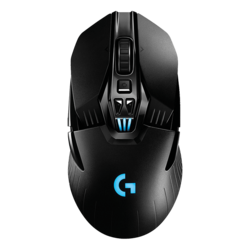G903, RGB LED, 12000dpi, Wired/Wireless USB, Black, Optical Gaming Mouse