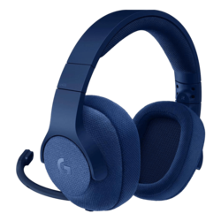 G433, 7.1 Surround Sound, 3.5mm/USB, Blue, Gaming Headset