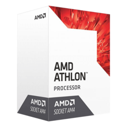 Athlon™ X4 950 4-Core 3.5 - 3.8GHz Turbo, AM4, 65W TDP, Processor