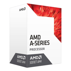 A8-9600 4-Core 3.1 - 3.4GHz Turbo, AM4, 65W TDP, Processor